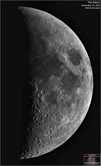 The Moon - September 15, 2018 (The Dark Side Observatory) Tags: tomwildoner night sky space outerspace skywatcher telescope esprit 120mm apo refractor celestron cgemdx asi190mc zwo astronomy astronomer science canon crater moon lunar weatherly pennsylvania observatory darksideobservatory tdsobservatory solarsystem waxingcrescent september 2018