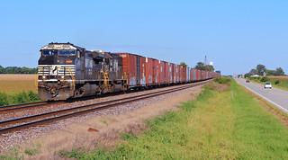 NS 145 west of Dawson