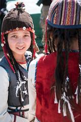 (sofiabbad) Tags: kyrgizstan kirghizistan portrait fille girl look regard eyes nomad