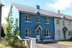 House painting Rosscarbery, exterior, water repellent