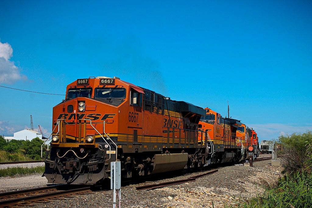 The World's Best Photos of bnsf and galveston - Flickr Hive Mind