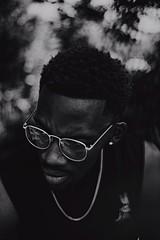 (n s p h o t o g r a p h y) Tags: canon 50mm nifty fifty prime portrait bokeh portraiture art black film 5d man dof