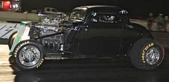 2X9C0531 (Bill Jacomet) Tags: funny car chaos 2018 denton tx texas northstar dragway north star drag way racing dragracing