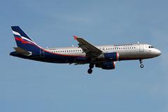 "Aeroflot - Russian Airlines Airbus A320-214 VQ-BKU ""A.Nikolaev"" (M. Oertle) Tags: aeroflotrussianairlines airbus a320214 vqbku anikolaev"
