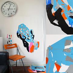 https://www.saatchiart.com/art/Collage-398/744132/4476223/view (HaloCalo) Tags: art arte abstract modern collage street wall minimalism gallery contemporary originalartwork abstractart design alessandrolacivita saatchiart pinterest ultramodernart interiordesign