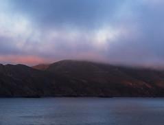 Marin Headlands, Golden Hour (kate beale) Tags: marinheadlands marincounty goldenhour sunset sanfranciscobay sanfranciscobayarea fog