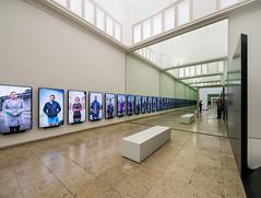 Unbuilding Walls (lars_uhlig) Tags: 2018 venice venedig venezia architektur architecture biennale italien itlay exhibition german pavillon germania graft pavilion screen mirror
