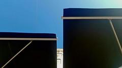 Awnings (blondinrikard) Tags: awning awnings overhang overhangs markis markiser övrehusargatan skanstorget
