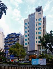 Hotel Take's Mansion (Ya, saya inBaliTimur (leaving)) Tags: jakarta building gedung architecture arsitektur hotel