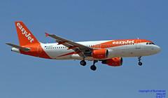 G-EZTT LMML 18-08-2018 (Burmarrad (Mark) Camenzuli Thank you for the 12.9) Tags: airline easyjet aircraft airbus a320214 registration geztt cn 4219 lmml 18082018
