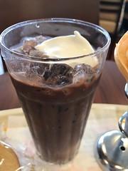 アイスココア (96neko) Tags: snapdish iphone 7 food recipe ドトールコーヒーショップエッソ平塚北店