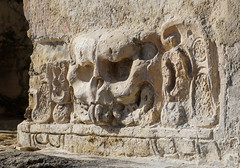 In ancient Palenque / В древнем Паленке (Vladimir Zhdanov) Tags: travel mexico chiapas palenque maya ancient temple architecture wall stone templeoftheskull