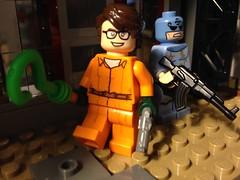 "Batman Year Three: Part 4 ""Unfinished Business"" (-InsomniCat-) Tags: lego batman riddler zodiac master story universe"