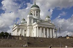 Helsinki Cathedral (Sam Randles) Tags: helsinki cathedral finland helsingintuomionkirkko architecture
