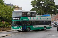 East Coast Buses 20994 SN57DCE (busmanscotland) Tags: east coast buses 20994 sn57dce sn57 dce scania n94ud omnicity 994
