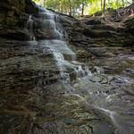 Honey Run Waterfall, Ohio thumbnail
