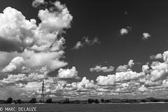 LANGEAC BRIOUDE ARC EN CIEL-2_resize (marcdelfr) Tags: nuages clouds night scenics landscape france auvergne dusk color sky nightphotography cumulonimbus mood rainbow weather