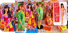 TRADE-IN TNT!!! (ModBarbieLover) Tags: barbie tnt tradein mod fashion doll mattel 1967 pajama pow house toy