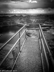 Dry Falls Lookout (J.R. Corkrum) Tags: grandcoulee