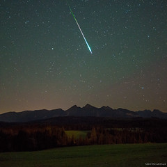 Perseids 2018 (Piotr Potepa) Tags: persiedy perseids meteor tatry tatras mountains bolid night nightscape nightscapes samyang landscape nightsky poland