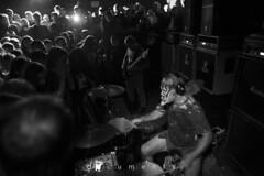 Lightning Bolt -14 (Foto:Mikey) Tags: lightningbolt bodega nottingham gigphotography lightningboltband brooklynsounds noiserock blackandwhite monochrome brooklynsound drummer singingdrummer lwpdocuments littlewolfparadedocuments