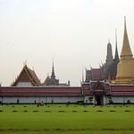 Grand Palace and Wat Phra Kaeo, Bangkok, Thailand 2018 thumbnail