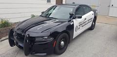 Polk City Police Dodge Charger slicktop (Caleb O.) Tags: polkcity police dodge charger slicktop