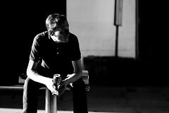 IMG_5261m (JetBlakInk) Tags: brixton candid men mono portrait streetphotography lowkey subjecttoground shadows contemplation