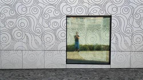 Square reflection