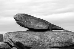 Tor (l4ts) Tags: landscape derbyshire peakdistrict darkpeak kinderscout northernedge gritstone gritstoneedge gritstonetor blackwhite monochrome