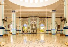 Memon Masjid (saad.zahid) Tags: masjid mosque islam architectural archi antique entrance karachi prayer canon 1300d