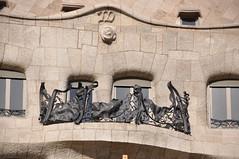 "Barcelona (Passeig de Gràcia / Provença street). Milà House aka ""La Pedrera"". 1906-1912. Antoni Gaudí, architect (Catalan Art & Architecture Gallery (Josep Bracons)) Tags: josep bracons catalunya catalonia cataluña catalogne katalonien art catala catalan arte kunst gallery barcelona barcelone passeig paseo gracia provenza provença eixample ensanche ""casa mila"" pedrera gaudi casa house maison arquitectura architecture edifici edificio building batiment immeuble modernisme modernismo ""art nouveau"" ""modern style"" jugendstil fundació fundacion fondation foundation patrimoni mundial humanitat patrimonio humanidad ""world heritage"""