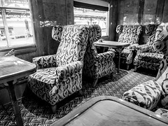 Le wagon Pullman (Daniel_Hache) Tags: garedelyon journeedupatrimoine orientexpress paris france fr