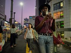 People in Tokyo on a hot summer day in August 18 shot by ralphstriewski images (356).jpg (Ralphs Images) Tags: streetphotography mft peopleintokyo olympuszuikolenses panasoniclumixg9 moods stimmungen menschen friendsintokyo ralph´simages tokyostreet lovejapan