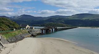 Barmouth, Gwynedd, North Wales