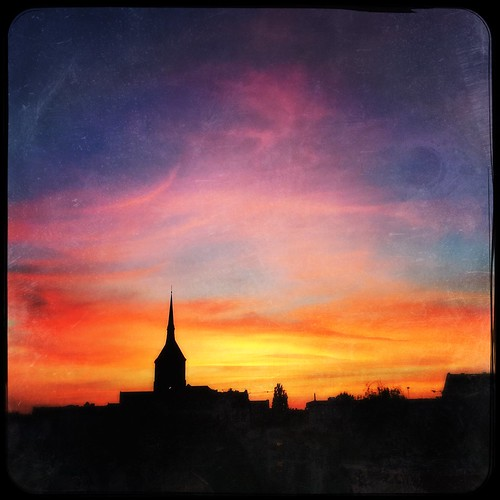 365_Day 262 Sunset