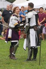 Knights (Itinerant Wanderer) Tags: pennsylvania buckscounty wrightstown villagerenaissancefaire