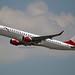 Austrian Airlines OE-LWO Embraer ERJ-195LR (ERJ-190-200 LR) cn/19000555 @ LOWW / VIE 21-06-2018
