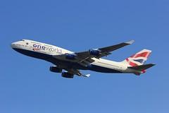 B747 G-CIVZ London Heathrow 13.09.18 (jonf45 - 4 million views -Thank you) Tags: british airways boeing 747436 747 b747 jumbo london heathrow airport egll lhr airliner civil aircraft jet plane flight aviation gcivz