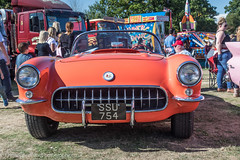 Chevrolet Corvette 1950's (christopherread490) Tags: croxleygreen england unitedkingdom
