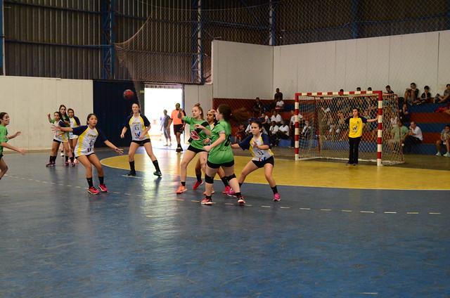 Handebol Fem II 1º  Jacareé x São Paulo - Val Morais  (6)