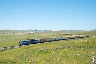 Diesel locomotive 2TE116UM-023 ...