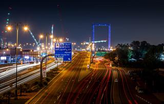 Framing Dubai...