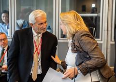 Außenministerin Karin Kneissl nimmt am EZA-Ministerrat in Brüssel teil. (Österreichisches Außenministerium) Tags: development ministertreffen europeanunion informell cooperation europäischeunion entwicklungszusammenarbeit brüssel minister karinkneissl informal brussels eu entwicklungshilfe eza entwicklung meeting belgien