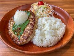 at an ordinary restaurant (Hideki Iba) Tags: food rice lunch iphone iphone8 japan restaurant vegetable