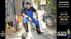 En bottes Bullseyes (pascalenbottes1) Tags: boot boots botas botasdehule botte bottédecaoutchouc bottes bottescaoutchouc bottésdecaoutchouc bottesencaoutchouc bottescaoutchoucfreefr botteux garsenbottes maisonbottescaoutchouc muséebottescaoutchouc pascalbourcier pascallebotteux rubberboots wellingtonboots caoutchouc ciszme guma gumboots gummi gummistiefel house hrb laarzen leméesurseine rubber rubberlaarzen seineetmarne stiefel stivali stivalidigomma stövler wellies wellington cap casquette pascal rainboots galochas ambc httpbottescaoutchoucfreefr cižmy bleus bleudetravail bleu blue bluecollarworker gomma gummistövlar gumicsizma gumicizme gummicizme hule httpbottescaoutchoucfreefrgalpascaljourjourpb002013html houseoftherubberboot kumisaappaat rubberen stövlar stovlar working worker
