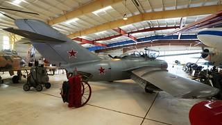 PZL-Mielec SLim-2A (Mikoyan-Gurevich MiG-15UTI) in Santa Teresa