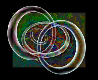 Abstract- hoops and rings