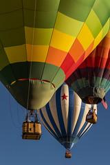 Crossroads of Color - Albuquerque International Balloon Fiesta New Mexico (John Clay173) Tags: hotairballoon festival newmexico albuquerque fiesta jclay
