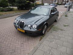 26-RJ-ZB, Jaguar S-type 3.0 V6 Exclusive, 2967cc V6 benzine,28-04-2005 (gti505) Tags: 26rjzb jaguarstype30v6exclusive 2967ccv6benzine 28042005 spotlocatievanheesenstraat sgravendeel